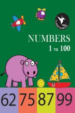 Humming Bird Numbers 1-100