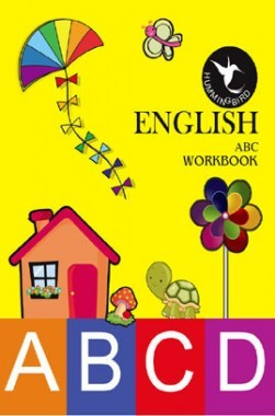 Holy Faith Humming Bird English Workbook ABC