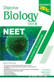 Moderns ABC Of Objective Biology-NEET Part-2