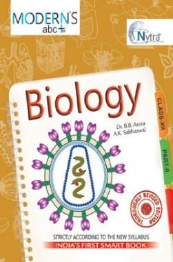 Moderns ABC Plus Of Biology Class 12 Part-II