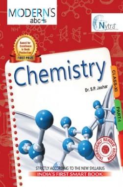 Download Modern ABC Plus Of Chemistry Class 11 Part-I by Dr  S  P  Jauhar  PDF Online