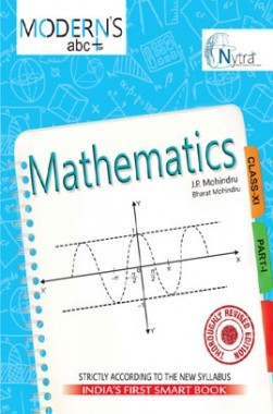 Moderns ABC Plus Of Mathematics Class 11 Part-I