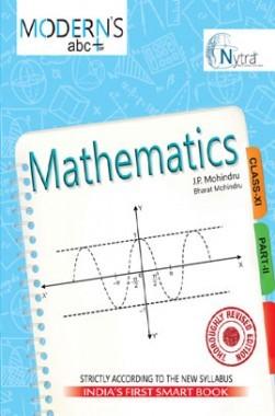 Moderns ABC Plus Of Mathematics Class 11 Part-II