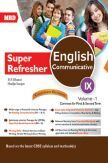 MBD Super Refresher English Communicative Class-IX  Vol-I CBSE