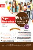 MBD Super Refresher English Language & Literature Class-IX  Vol-I CBSE