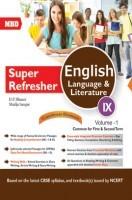 MBD Super Refresher English Language & Literature Class-IX  Vol-I CBSE