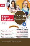 MBD Super Refresher English Communicative Class-X  Vol-I CBSE