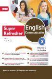 MBD Super Refresher English Communicative Class-X  Vol-II CBSE