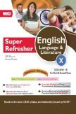MBD Super Refresher English Language & Literature Class-X  Vol-IV CBSE