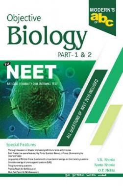 Moderns ABC Of Objective Biology-NEET Part-1 & 2