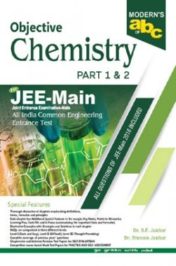 Moderns ABC Of Objective Chemistry JEE Main Part-1 & 2