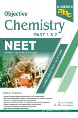 Moderns ABC Of Objective Chemistry For NEET Part-1 & 2