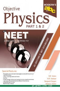 Moderns ABC Of Objective Physics For NEET Part-1 & 2
