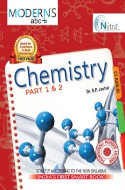 Moderns ABC Plus Of Chemistry Class 11 Part-I & II