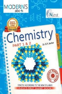 Moderns ABC Plus Of Chemistry Class 12 Part-I & II