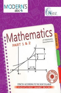 Moderns  ABC Plus Of Mathematics Class 12 Part-I & II