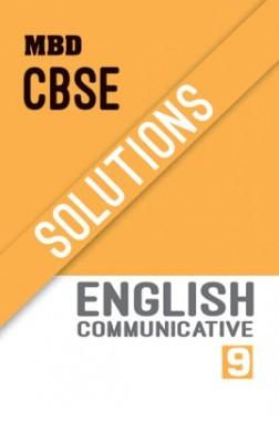 MBD CBSE Solutions English Communicative For Class-IX