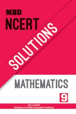 MBD NCERT Solutions Mathematics For Class-IX