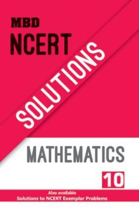 MBD NCERT Solutions Mathematics For Class-X