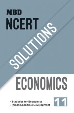 MBD NCERT Solutions Economics For Class-XI