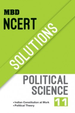 Download MBD NCERT Solutions Political Science For Class-XI by MBD Group  Publishers PDF Online