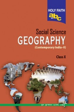 Holy Faith ABS Of Social Science Geography For Class-X