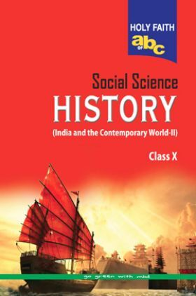 Holy Faith ABS Of Social Science History For Class-X
