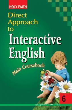 Holy Faith Direct Approach To Interactive English For Class 6