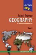 Holy Faith ABC Of Social Science Geography For Class-10