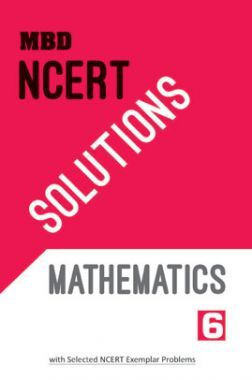 MBD NCERT Solutions Mathematics For Class-6