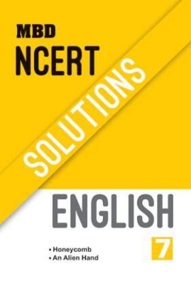 MBD NCERT Solutions English For Class-7