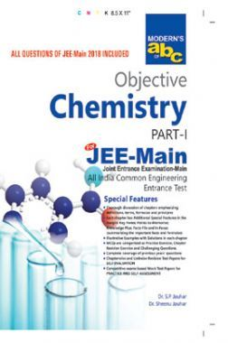 Modern ABC Of Objective Chemistry Part-I (JEE-Main) For 2019