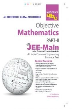 Modern ABC Of Objective Mathematics Part-II (JEE-Main) For 2019