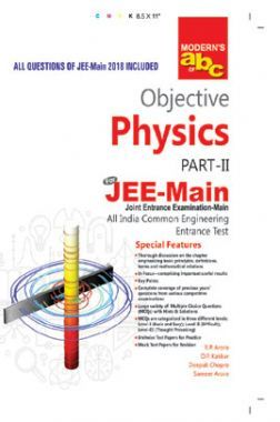 Modern ABC Of Objective Physics Part-II (JEE-Main) For 2019