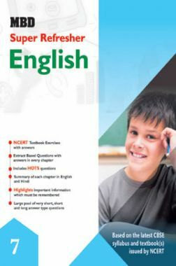 MBD Super Refresher English For Class - VII