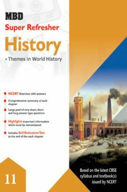 Download MBD Super Refresher History For Class - XI by Dinesh Gakhar PDF  Online