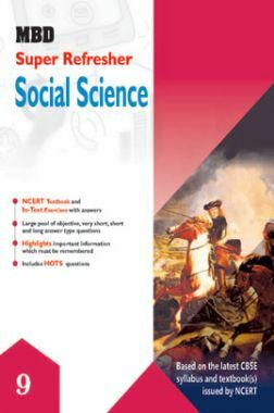 MBD Super Refresher Social Science For Class - IX