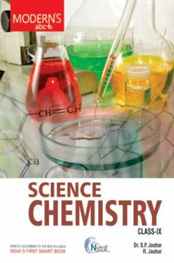 Moderns ABC Plus Of Science Chemistry For Class - IX