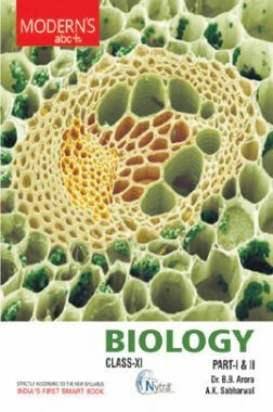Moderns ABC Plus Of Biology For Class - XI Part - I
