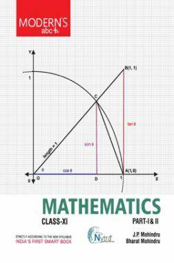 Moderns ABC Plus Of Mathematics For Class - XI Part - II