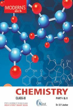 Moderns ABC Plus Of Chemistry For Class - XI Part - I & II