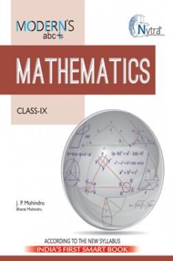 Modern's ABC Plus Of Mathematics For Class-IX (NCERT / CBSE)