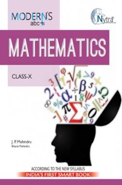 Modern's ABC Plus Of Mathematics For Class-X (NCERT / CBSE)
