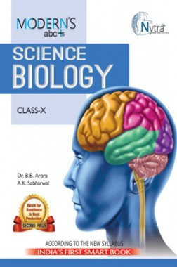 Modern's ABC Plus Of Science Biology For Class-X (NCERT / CBSE)