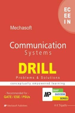 Communication Systems Drill (Problems & Solutions)