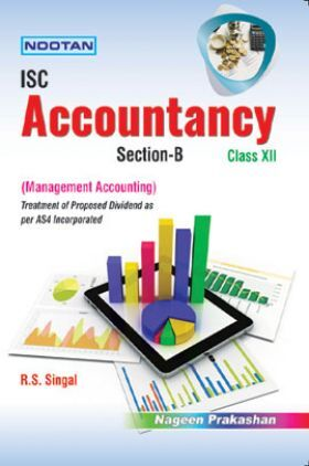 ISC Accountancy Section-B For Class - XII
