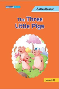 The Three Little Pigs For Class III