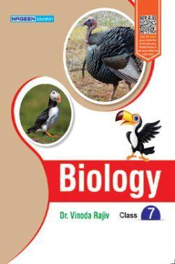 ICSE Biology For Class - VII