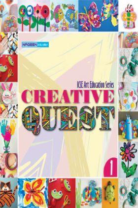 ICSE Art Education Creative Quest For Class - I
