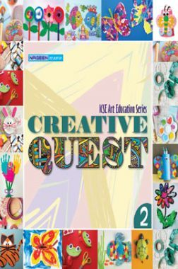 ICSE Art Education Creative Quest For Class - II